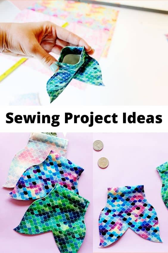 Sew A Mermaid Snap Pouch