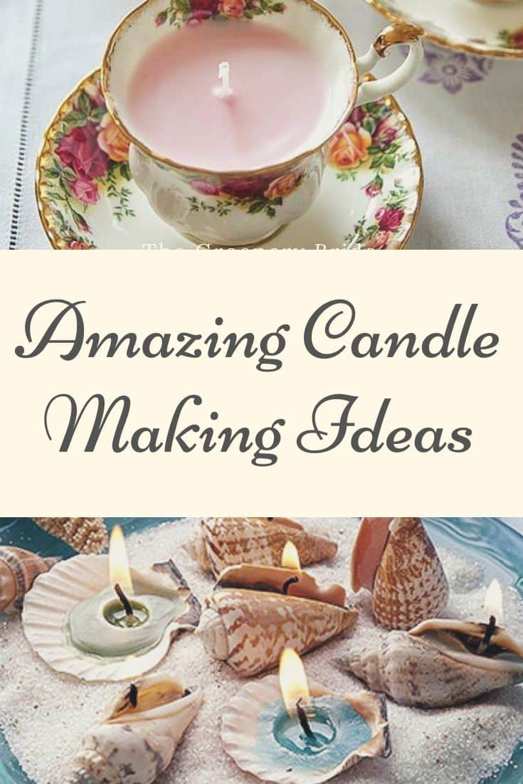 Candle Making Ideas