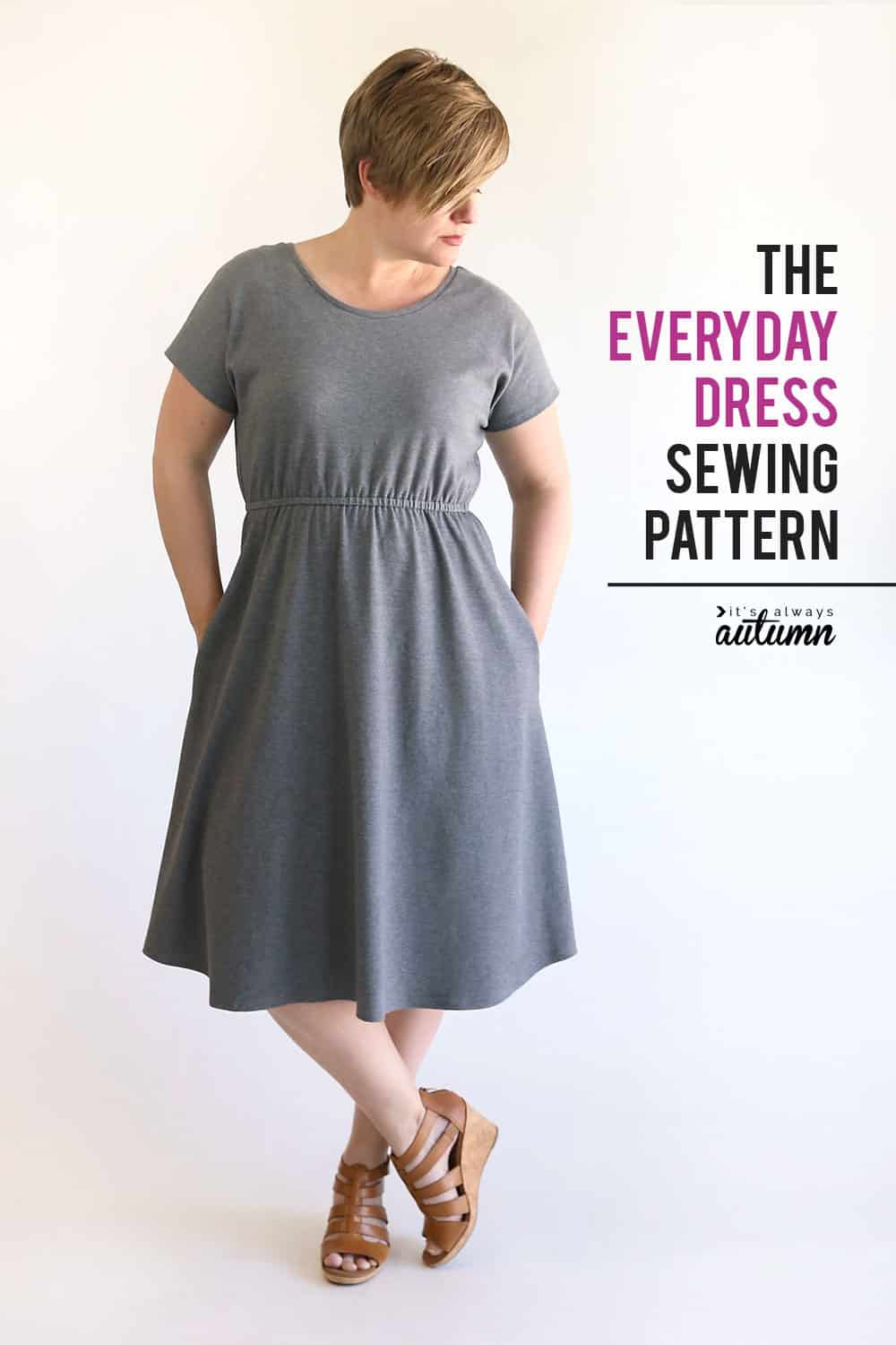 everyday dress sewing ideas