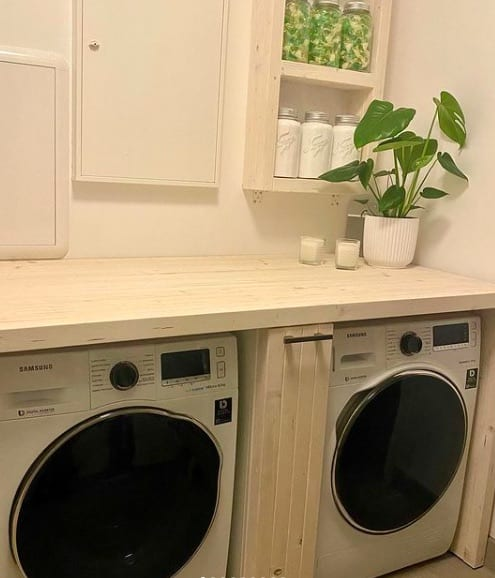 20 Ikea laundry hacks to get your laundry working like clockwork