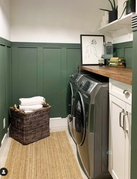 10 Laundry Rooms That Will Make You Want To Do The Laundry!